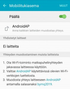 nettiyhteyden-jako-android