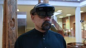 AR-asiantuntija Ville Grönlund
