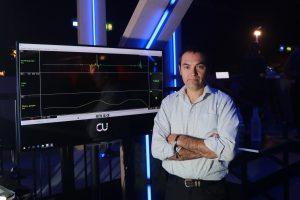 ContinUse Biometricsin liiketoimintajohtaja Eran Hochstadter